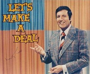 Monty Hall - Lets Make A Deal
