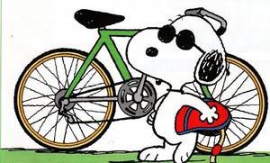 snoopy_bike